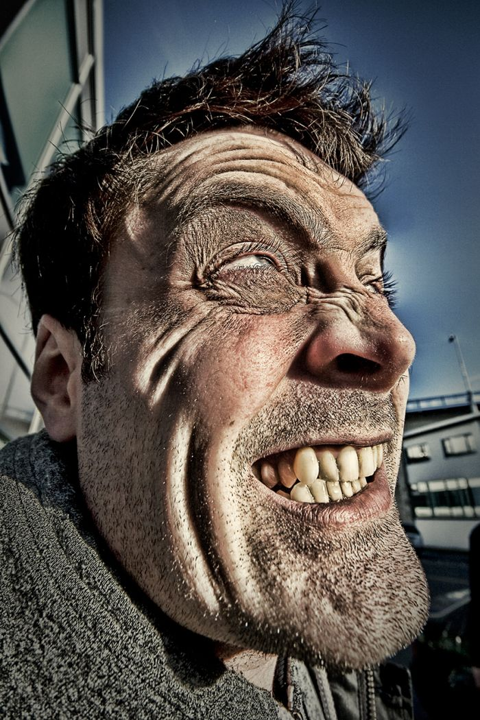 Funny Faces (46 pics)