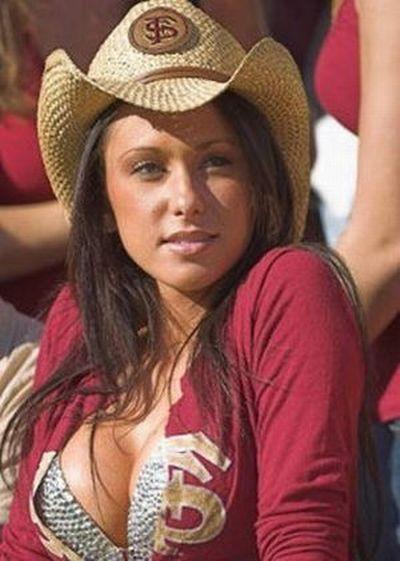 Jenn Sterger - Sexy Football Fan (29 pics)
