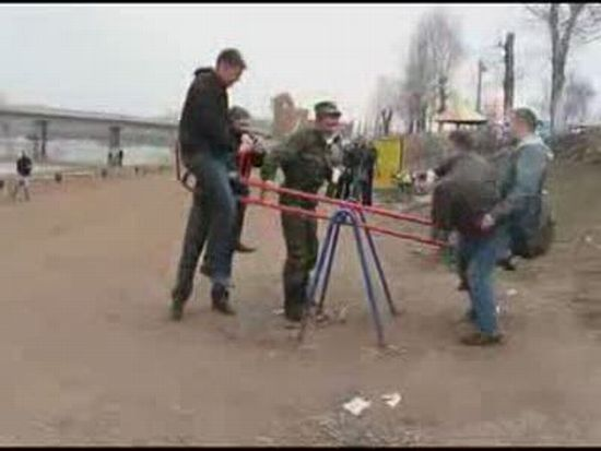 A Seesaw Accident