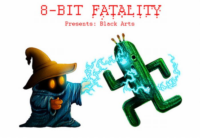 8-Bit Fatalities (9 pics)