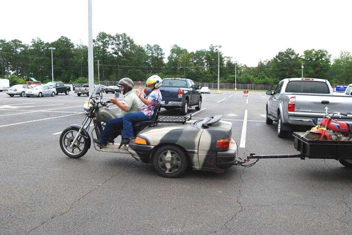Carcycle (10 pics)