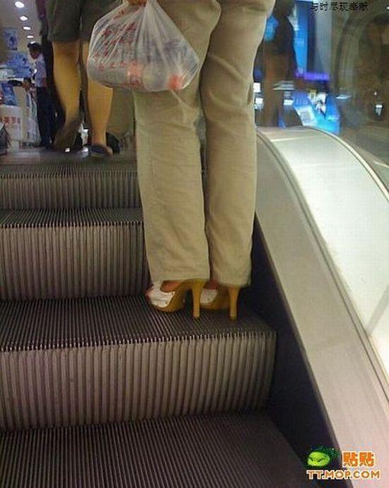 Do You Like High Heels? (3 pics)