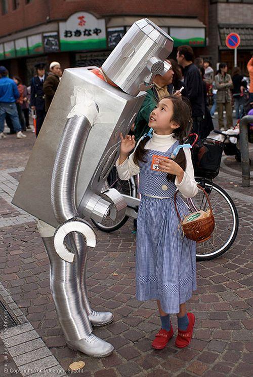 Pervert Robot From Japan (7 pics)
