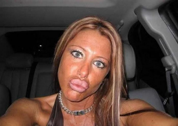 Stop Making That Duckface (100 pics)