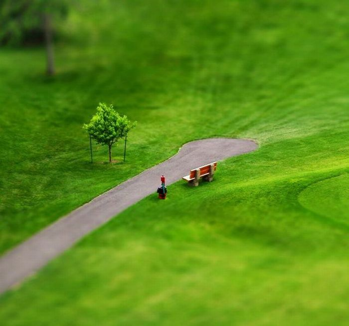 Amazing Tilt-Shift Photography (67 pics)