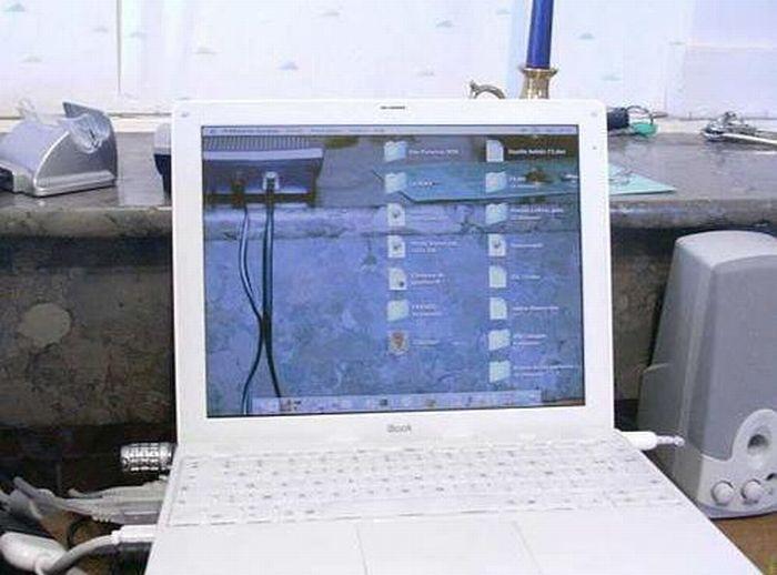 Transparent Screens (34 pics)