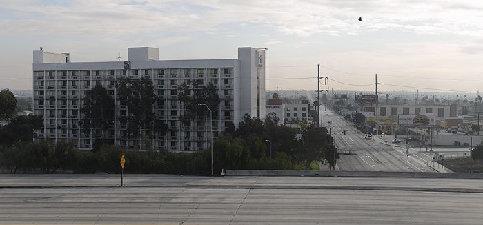 Empty L.A. (30 pics)