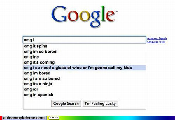 The funniest Google suggest screenshots. Part 3 (34 pics)