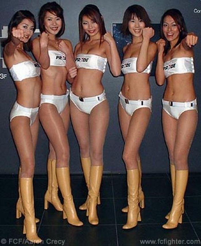 Sexy Ring Girls (57 pics)