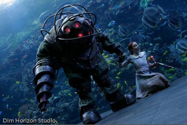 Amazing Bioshock Cosplay (16 pics)