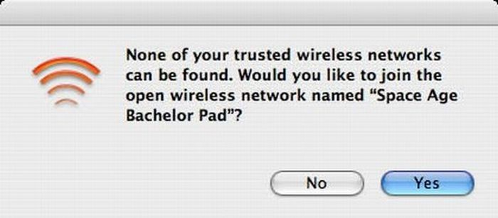 Funny Wi-Fi Network Names (18 pics)