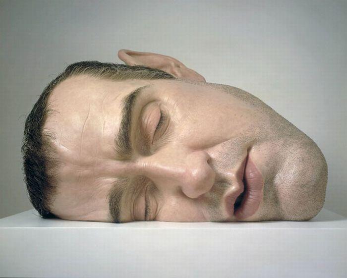 Hyperrealistic Sculptures (56 pics)