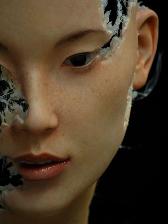Hyperrealistic Sculptures (56 pics)