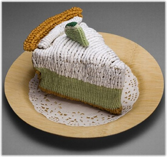 Knitted Food Items By Ed Bing Lee (9 pics)