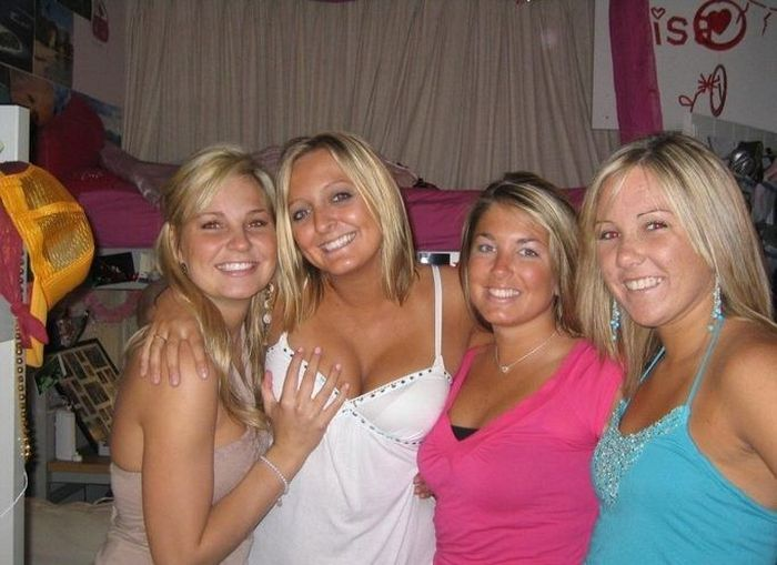 Girls party pics