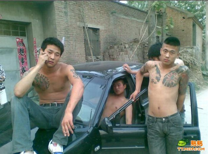 Chinese Gangsters. Part 2 (26 pics)