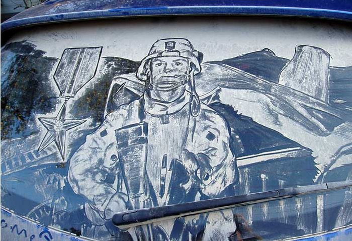 Dirty Car Art (114 pics)