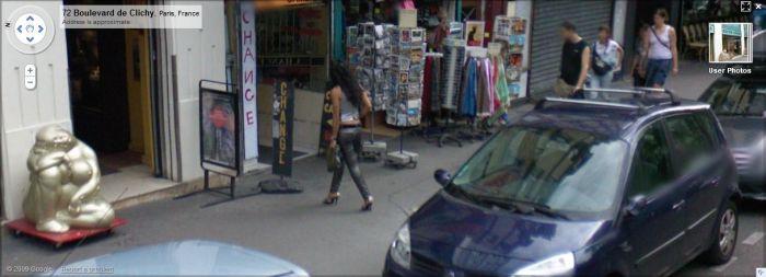 Prostitutes on Google Street View (24 pics)