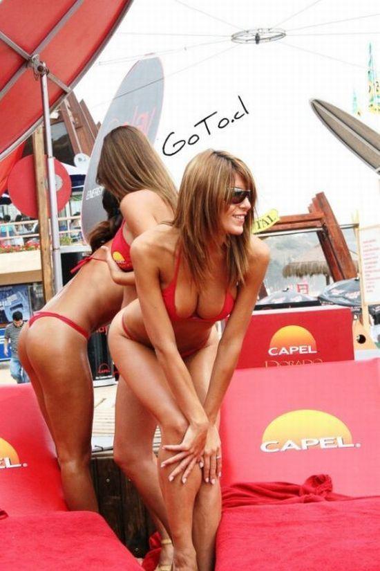 Sexy Bikini Girls from Chile (76 pics)