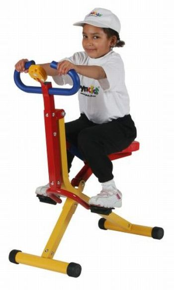 Gym Devices for Kids (12 pics)