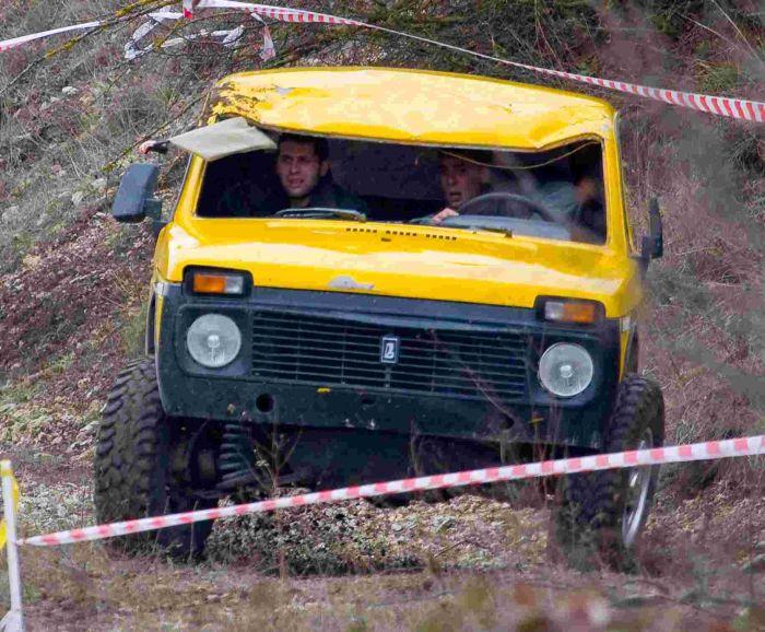 Rally Crash (6 pics)