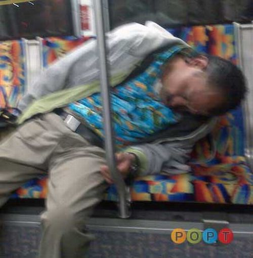 People in Subway (93 pics)