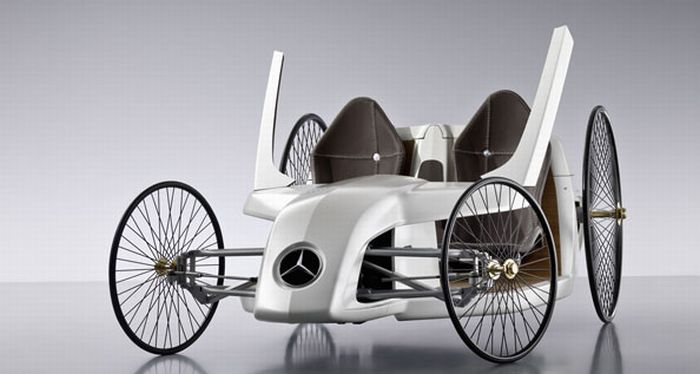 Mercedes-Benz F-CELL Roadster (14 pics)