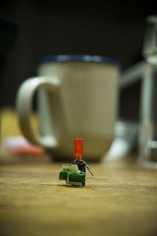 Life of Sparebots (40 pics)