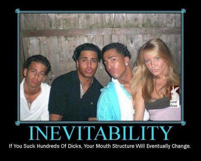 Funny Demotivational Posters. Part 2 (61 pics)