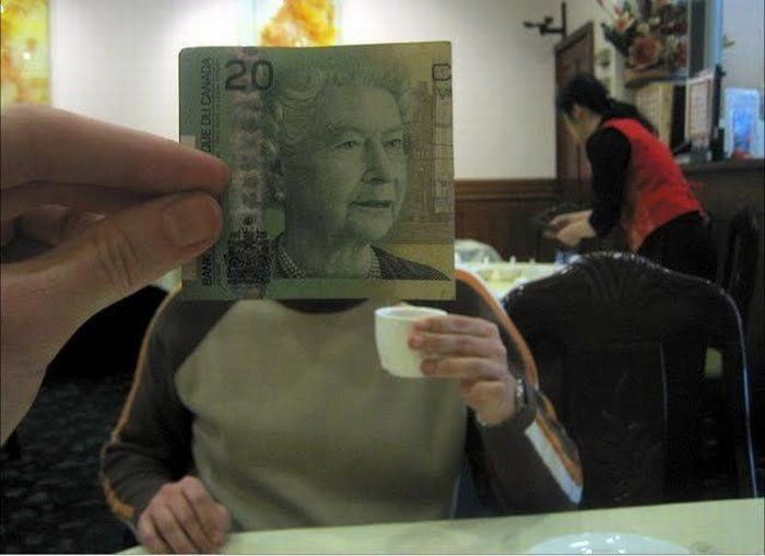 Playing with Money (26 pics)