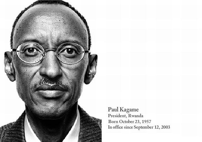Portraits of Power by Platon (49 pics)