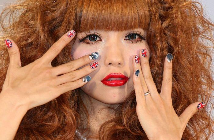 Tokyo Nail Expo 2009 (13 pics)