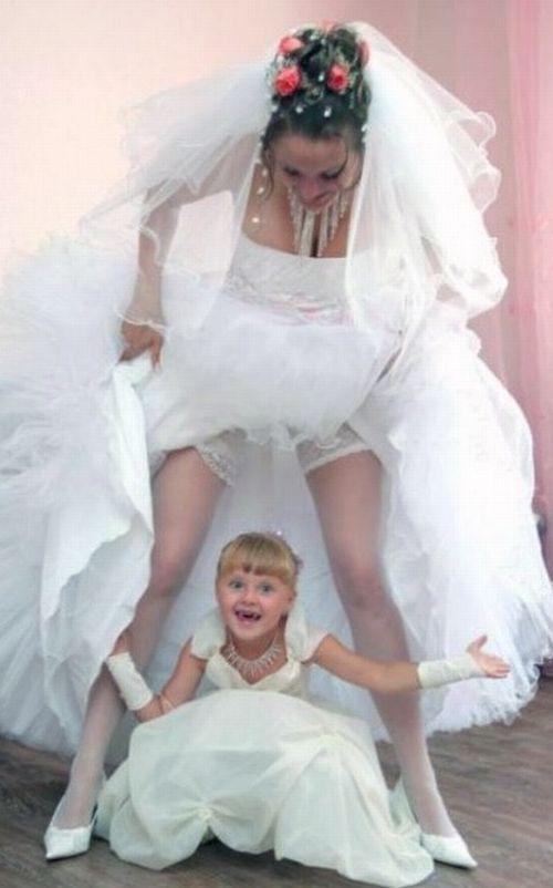 Funny Wedding Pictures (100 Pics