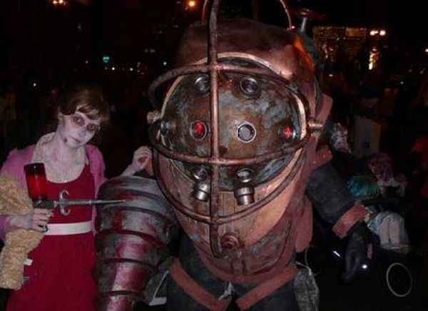 Nice Video Games' Costumes (20 pics)