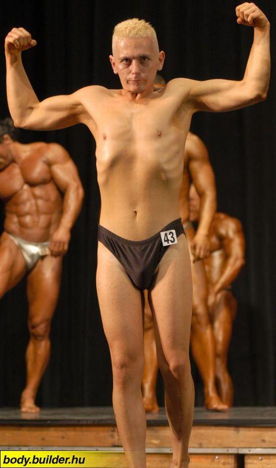 Funny Bodybuilder (5 pics)