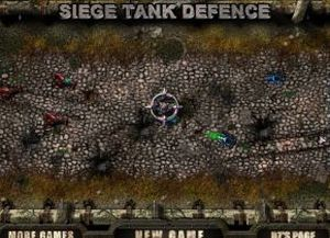 Siege Tank Defense
