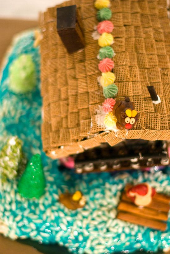 Gingerbread Competition (44 pics)