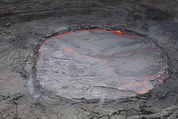 The lava lake of Erta Ale volcano, Ethiopia (28 pics)