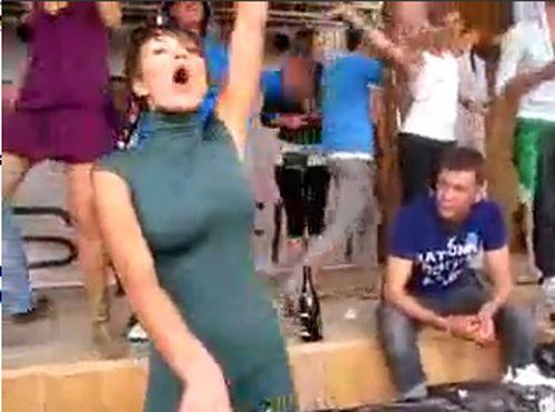 Very Sexy DJ Girl