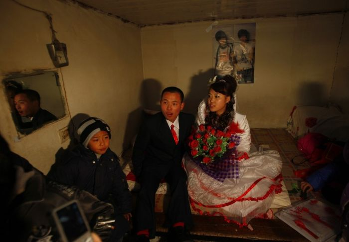 Wedding in China (15 pics)