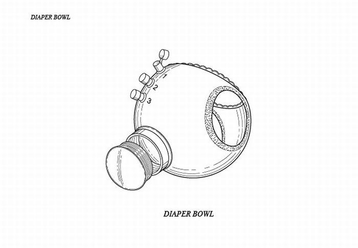 Diaper Bowl (4 pics)