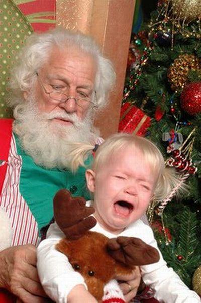 Sketchy Santas (46 pics)