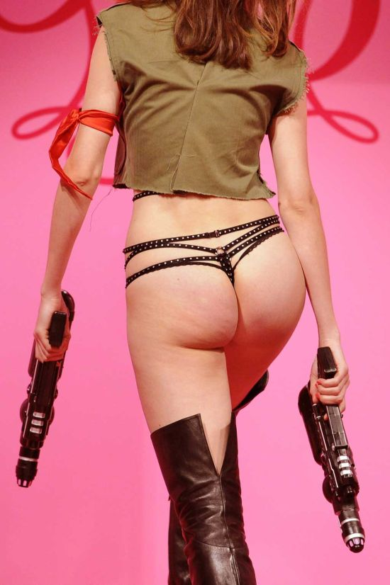 Agent Provocateur Lingerie Fashion Show (11 pics)