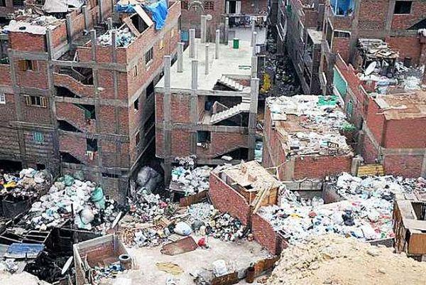 Garbage City of Cairo, Egypt (26 pics)