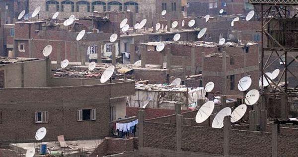 La ciudad de la basura en el Cairo... !