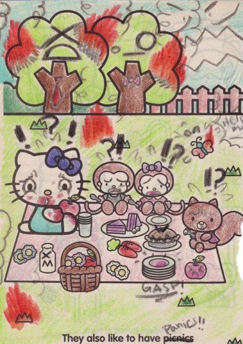 Coloring Book (11 pics)