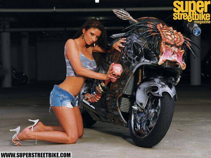 Predator Bike (13 pics)
