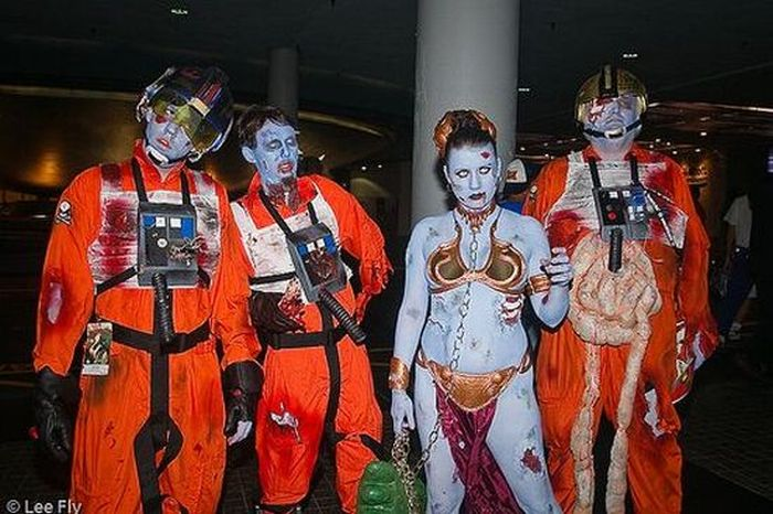 Star Wars Zombies (47 pics)