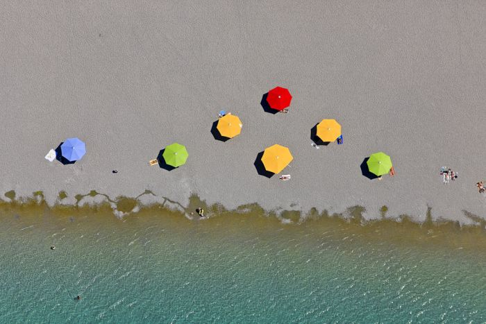 Amazing Aerial Photos by Klaus Leidorf (39 pics)