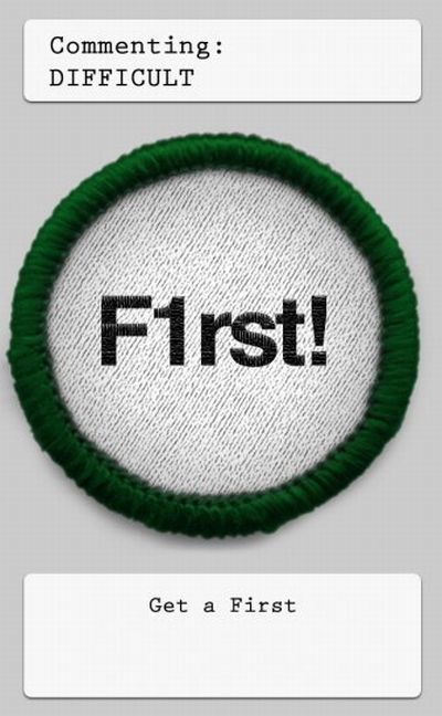 Internet Merit Badges (12 pics)